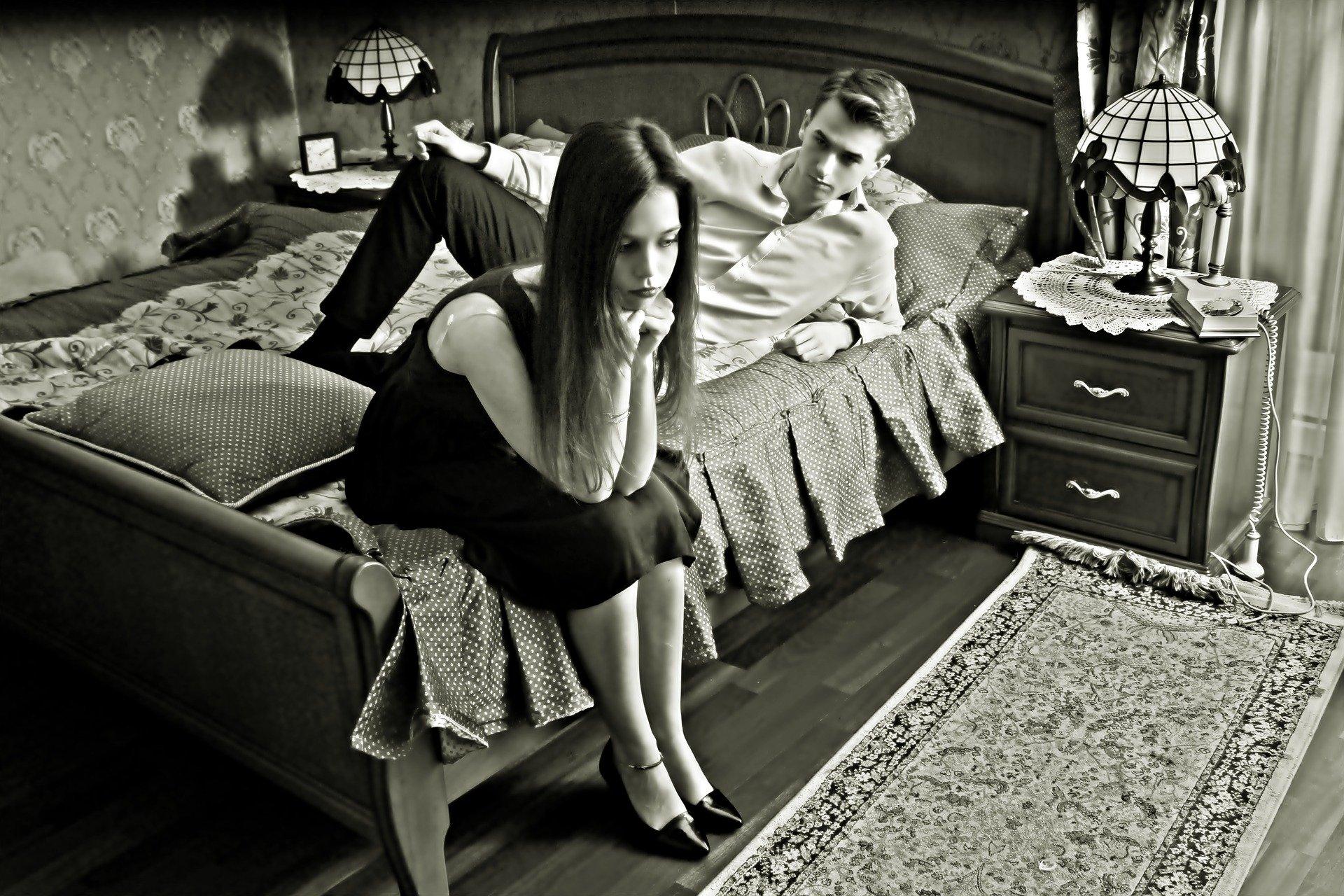 別れに繋がりやすいカップルの特徴1